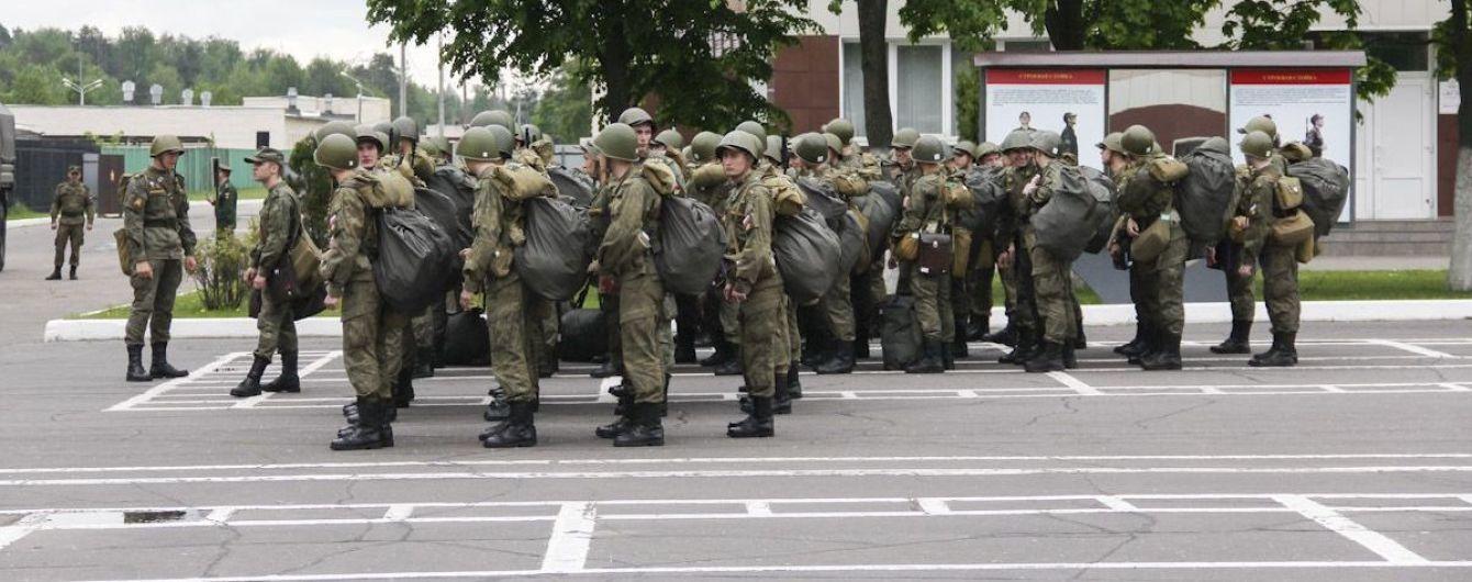 Російські військові викинули у болото боєприпасів на $20 тис.