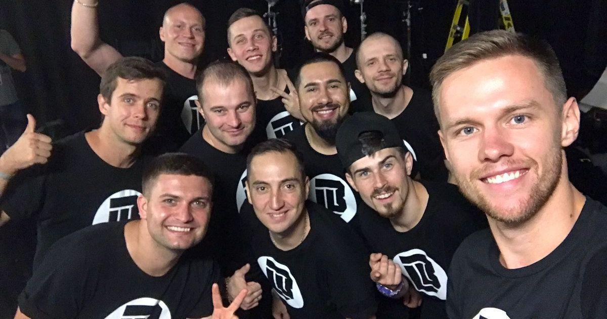 Украинская группа заняла третье место в популярном шоу Аmerica's Got Talent
