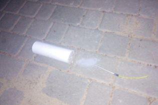 В одному з парків Одеси схопили чоловіків із саморобною бомбою