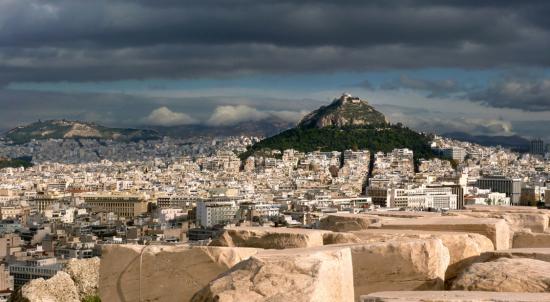 В Афінах невідомі напали на посольство Канади
