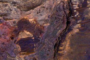Красная планета: исследователи нашли под поверхностью Марса озеро сжидкой водой