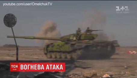 На фронте боевики увеличили количество обстрелов по украинским позициям