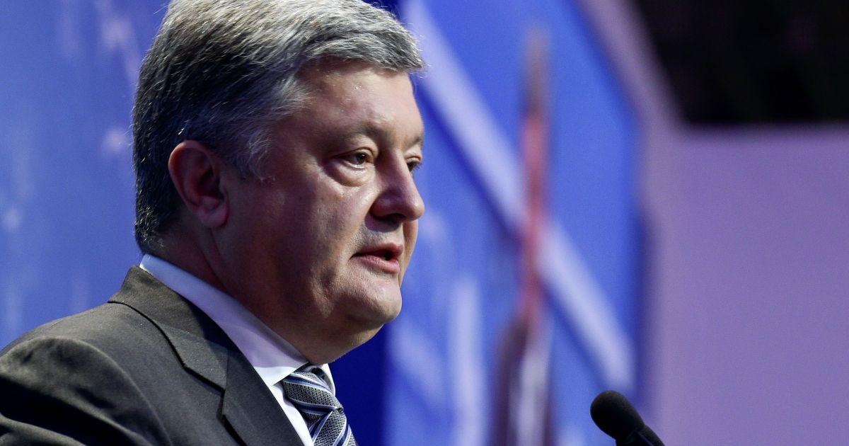 """Порошенко рассказал, как избежать появления """"новых КНДР"""""""
