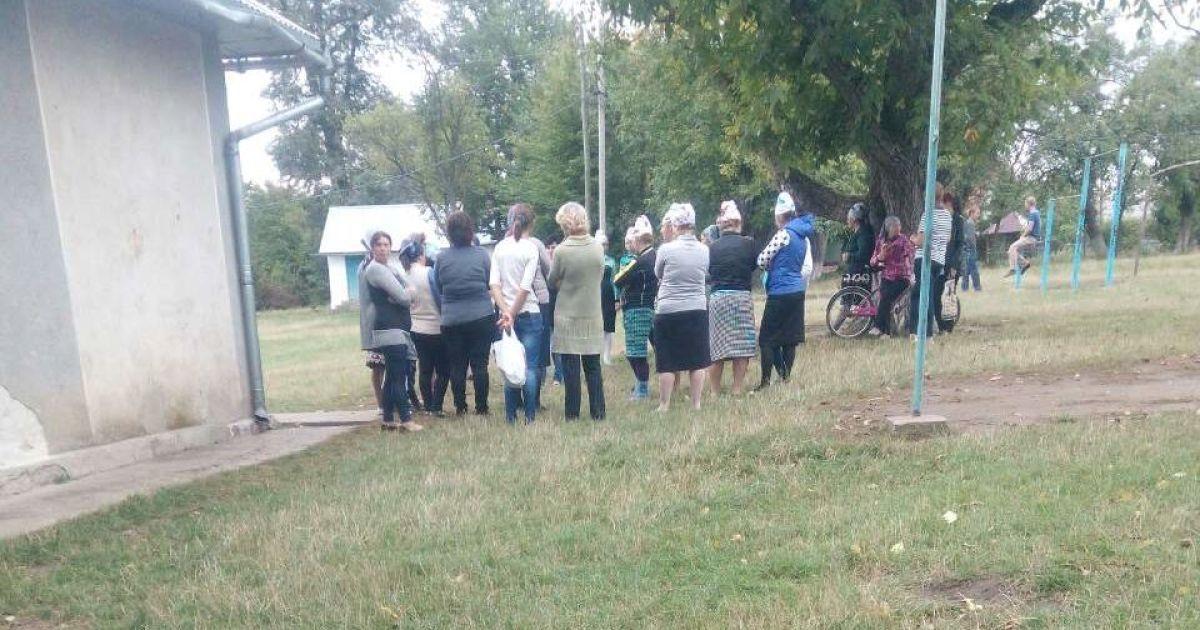 Собрание родительского комитета @ ТСН.ua