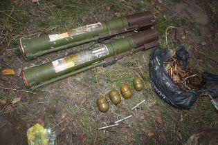 "На Полтавщине наткнулись на схрон оружия криминального авторитета ""Кирпича"""