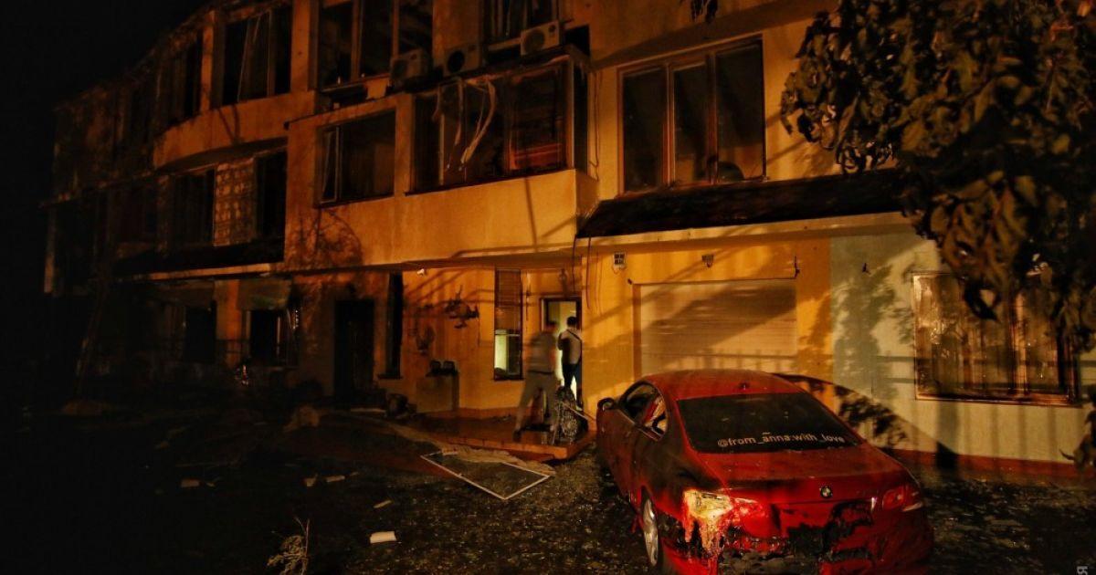 Гройсман пригрозил жестким наказанием ответственным за безопасность в сгоревшем детлагере в Одессе