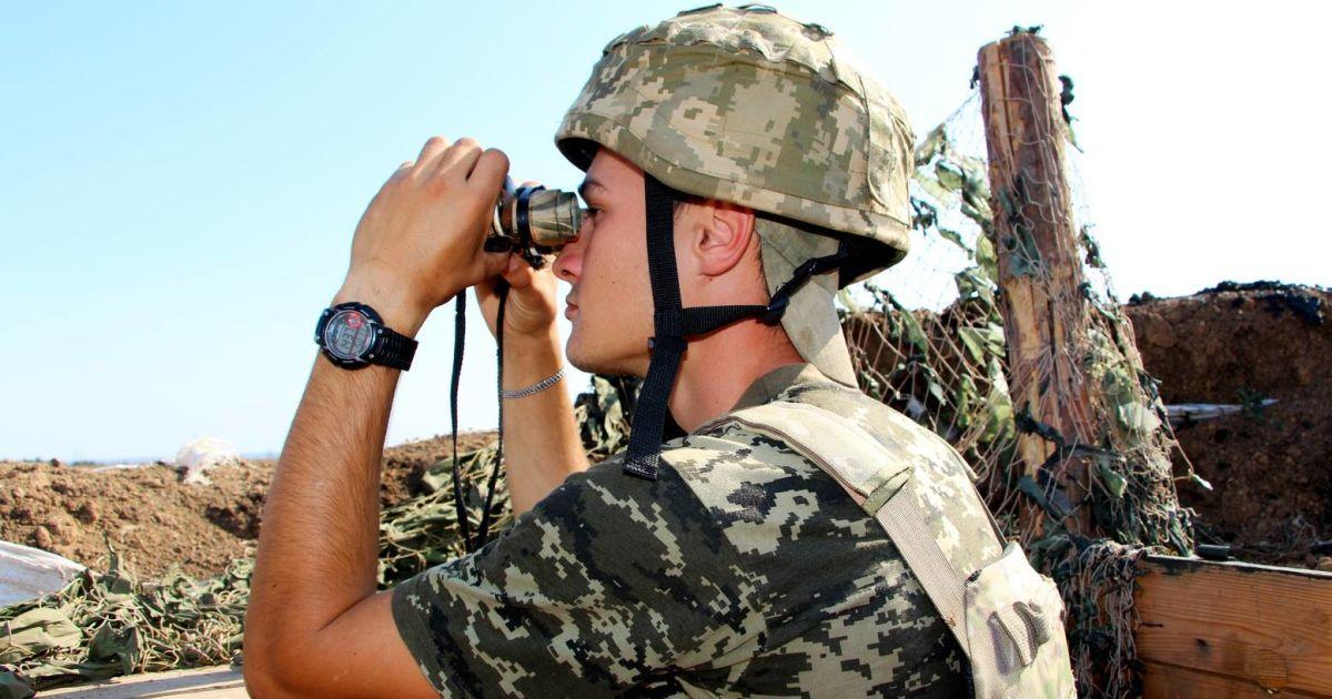 """Боевики впервые с начала """"перемирия"""" применили артиллерию на Луганщине"""