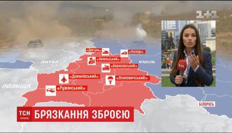 Москва без согласования с Минском по тревоге подняла танковую дивизию