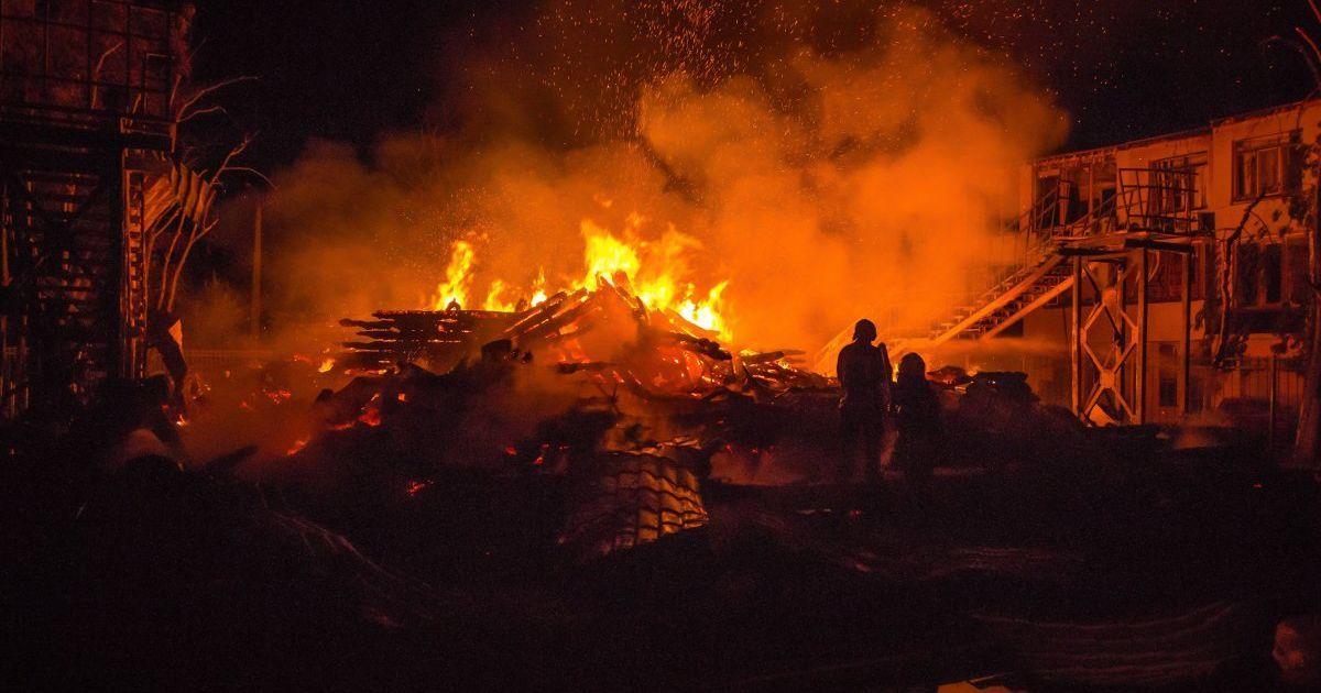 После ужасного пожара мэр Одессы отстранил от должностей трех чиновников