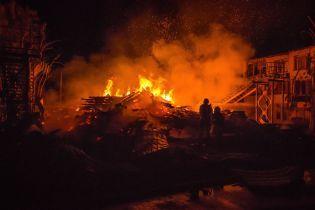 """Пожежа у """"Вікторії"""": вогнеборець стверджує, що у таборі не було води"""