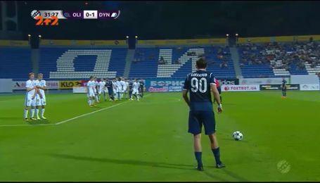 Олимпик - Динамо - 1:2. Видео-анализ матча