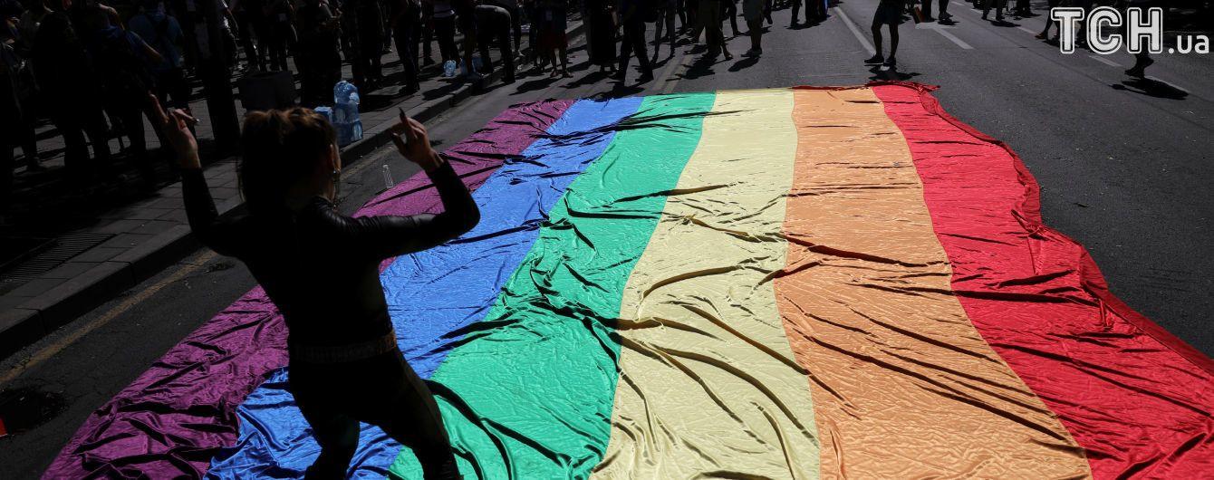 Сльозогінний газ та пластикові кулі: Поліція не дозволила провести в Стамбулі ЛГБТ-парад