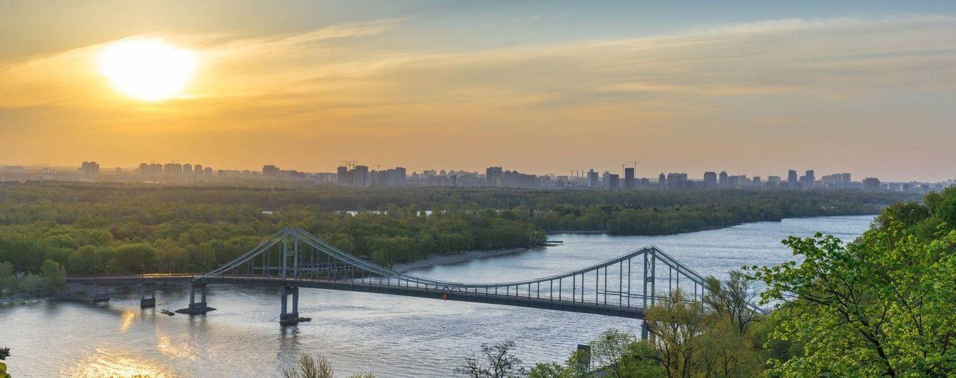 Аномальное тепло в Киеве побило температурные рекорды