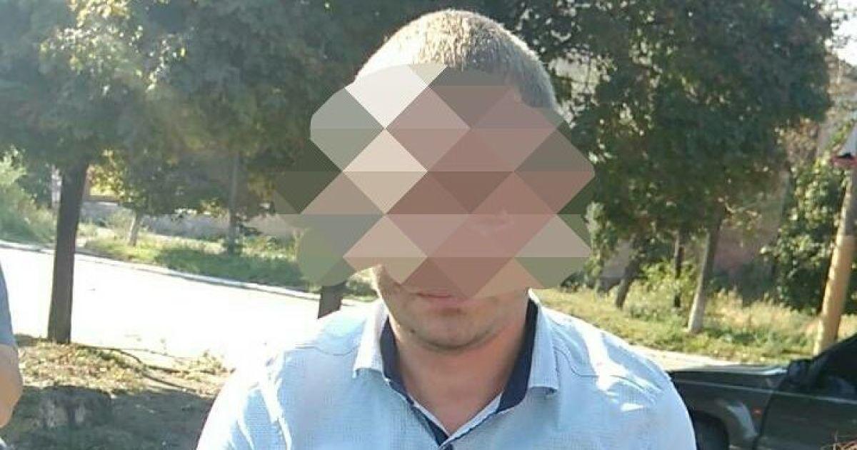 Взяточник совершил дорожную аварию @ Прокуратура Донецкой области