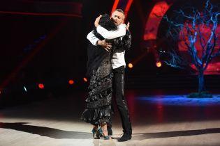 """Жена Бабкина о болезненном падении на """"Танцях з зірками"""": Мне несколько раз замораживали ногу"""