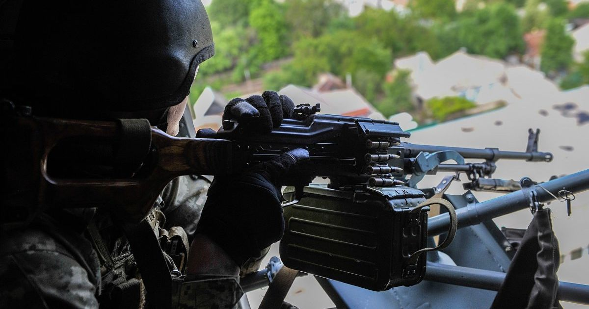 Військові, які потрапили в полон бойовиків, не виконували бойових завдань