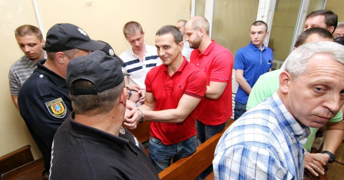 В Одессе оправдали и снова задержали фигурантов дела о трагедии 2 мая