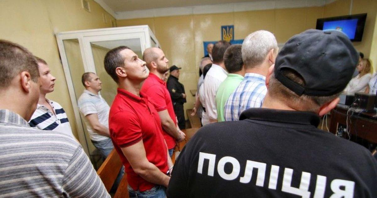 """Оправданному судом фигуранту """"дела 2 мая"""" пробили голову - СМИ"""