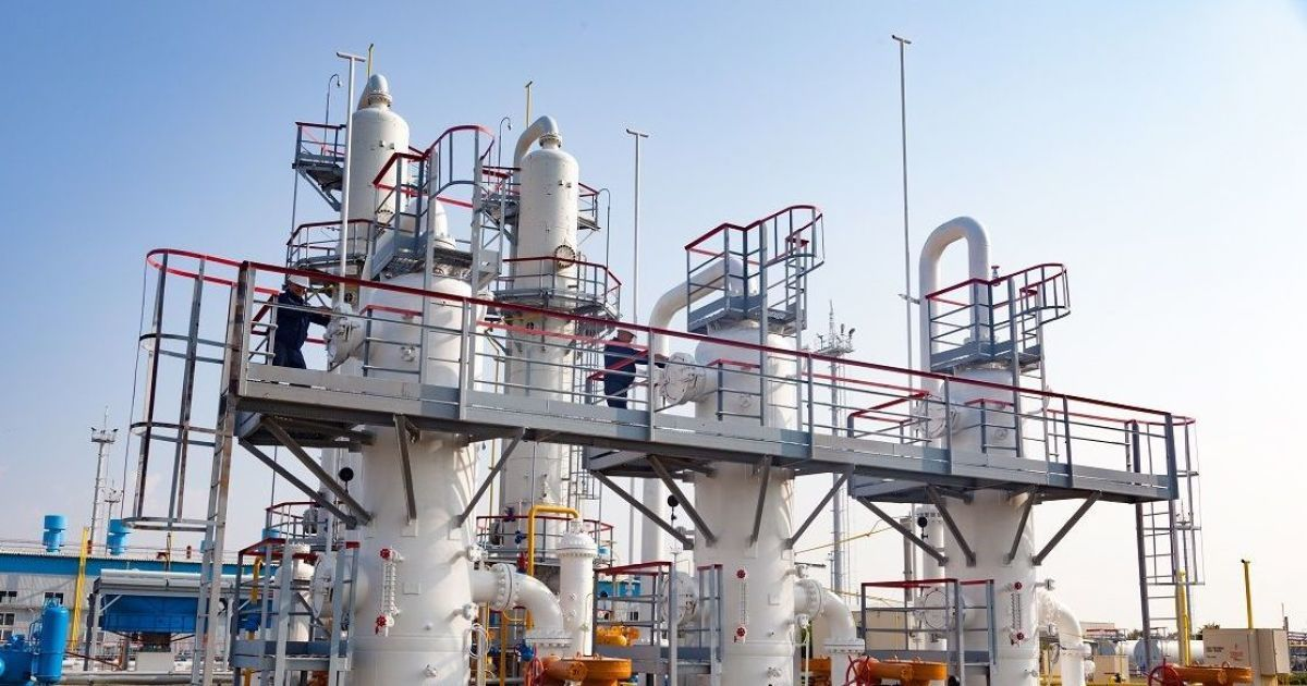 Гройсман попросил поддержки ЕС в развитии рынка газа в Украине