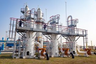 Польша будет хранить газ в украинских газохранилищах