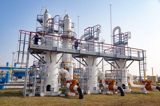 Україна майже вдвічі збільшила запаси газу у сховищах