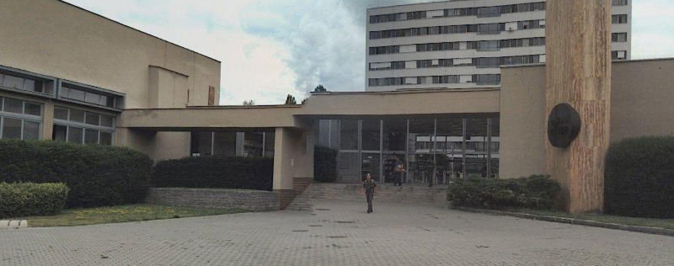 В Чехии прогремел взрыв в военной академии, есть погибшие