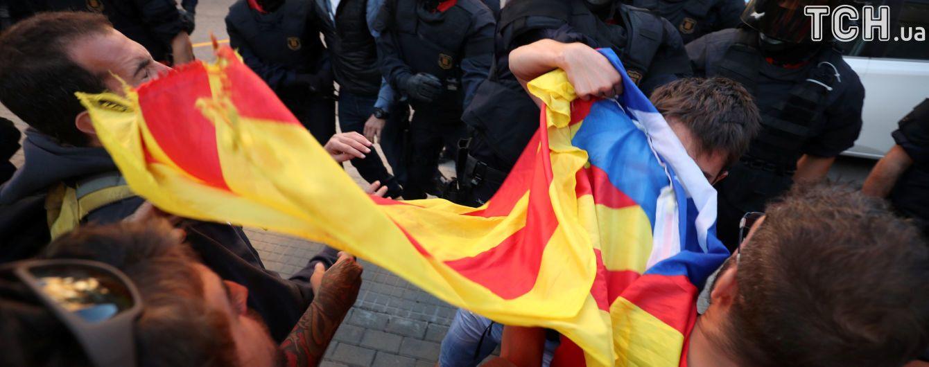 Пучдемон заявил, что Каталония получила право на независимость