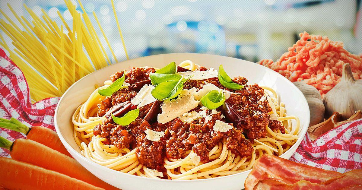 рецепт пасты для макарон