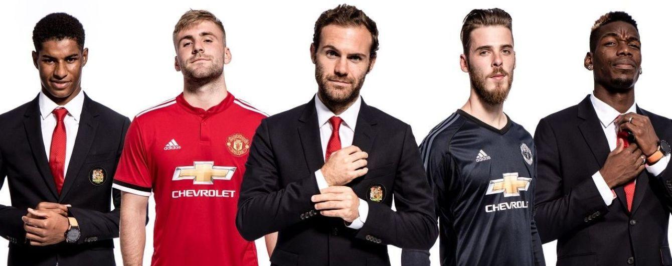 """Игроки """"Манчестер Юнайтед"""" перевоплотились в шпионов, презентуя новую киноленту"""
