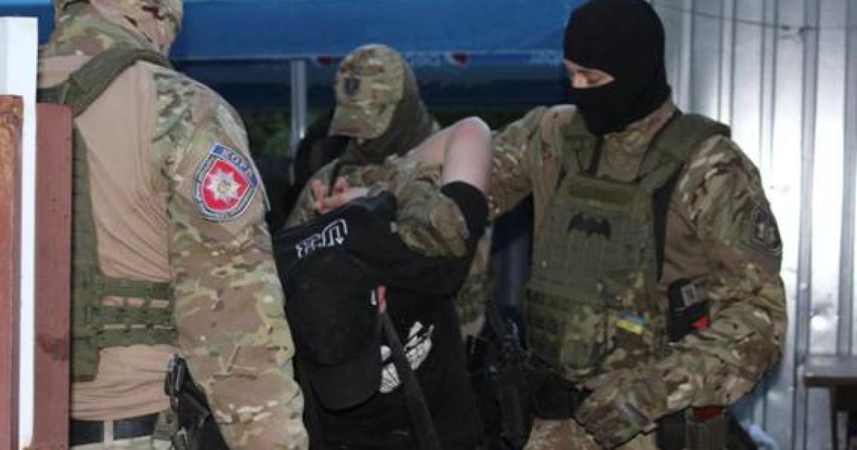 @ ГУ Нацполиции Украины в Кировоградской области