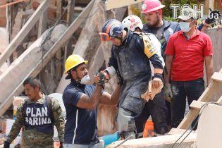 В Мексике вновь возросло число жертв кровавого землетрясения