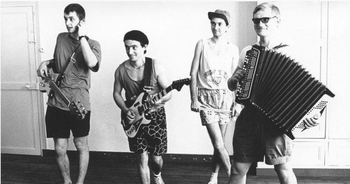 """Скрипка виклав раритетне відео 1989-го року, де співає хіт """"Танці"""" французькою"""