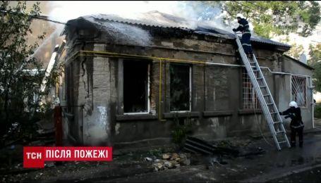 Миколаївські лікарі борються за життя чоловіка, який обгорів під час вибуху