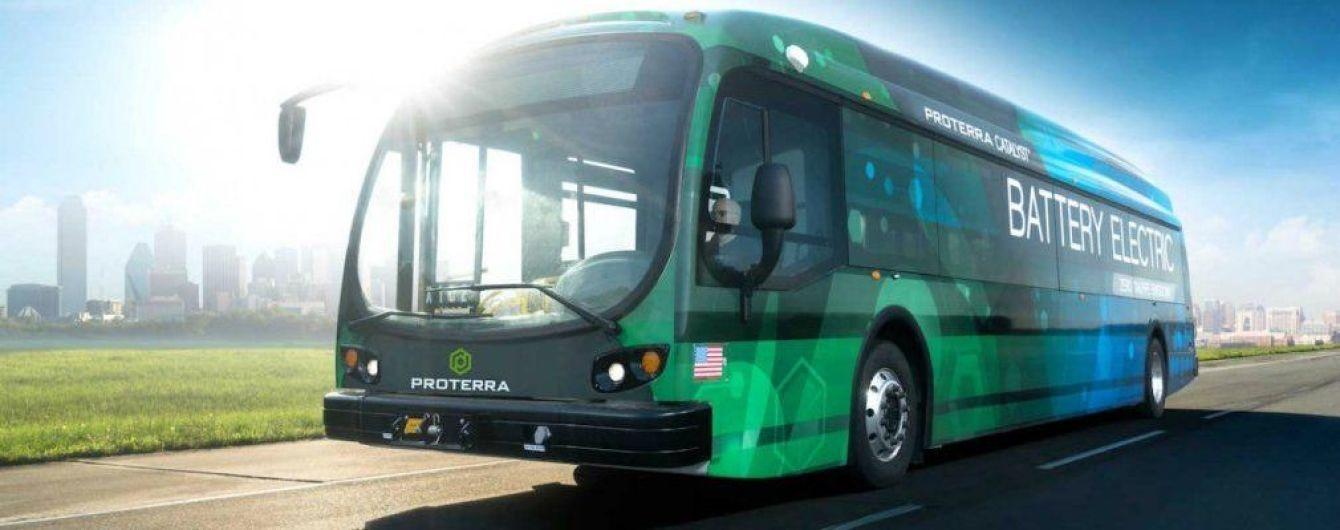 Электроавтобус установил мировой рекорд по продолжительности пробега