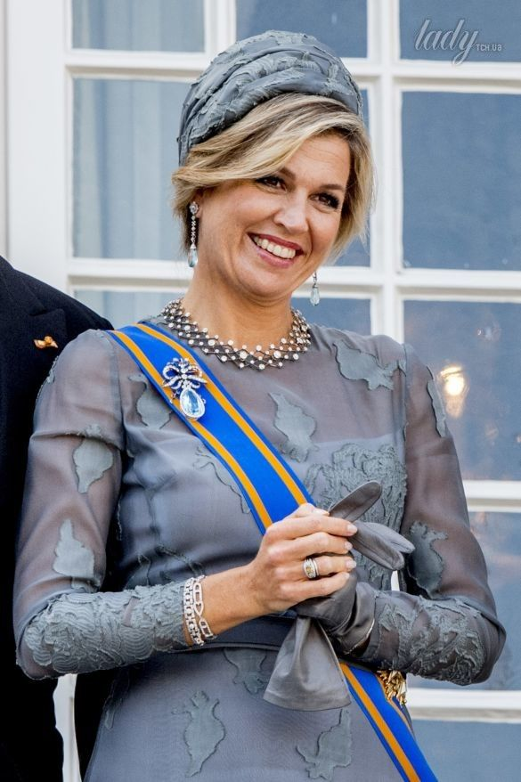 Королева Нидерландов Максима_1