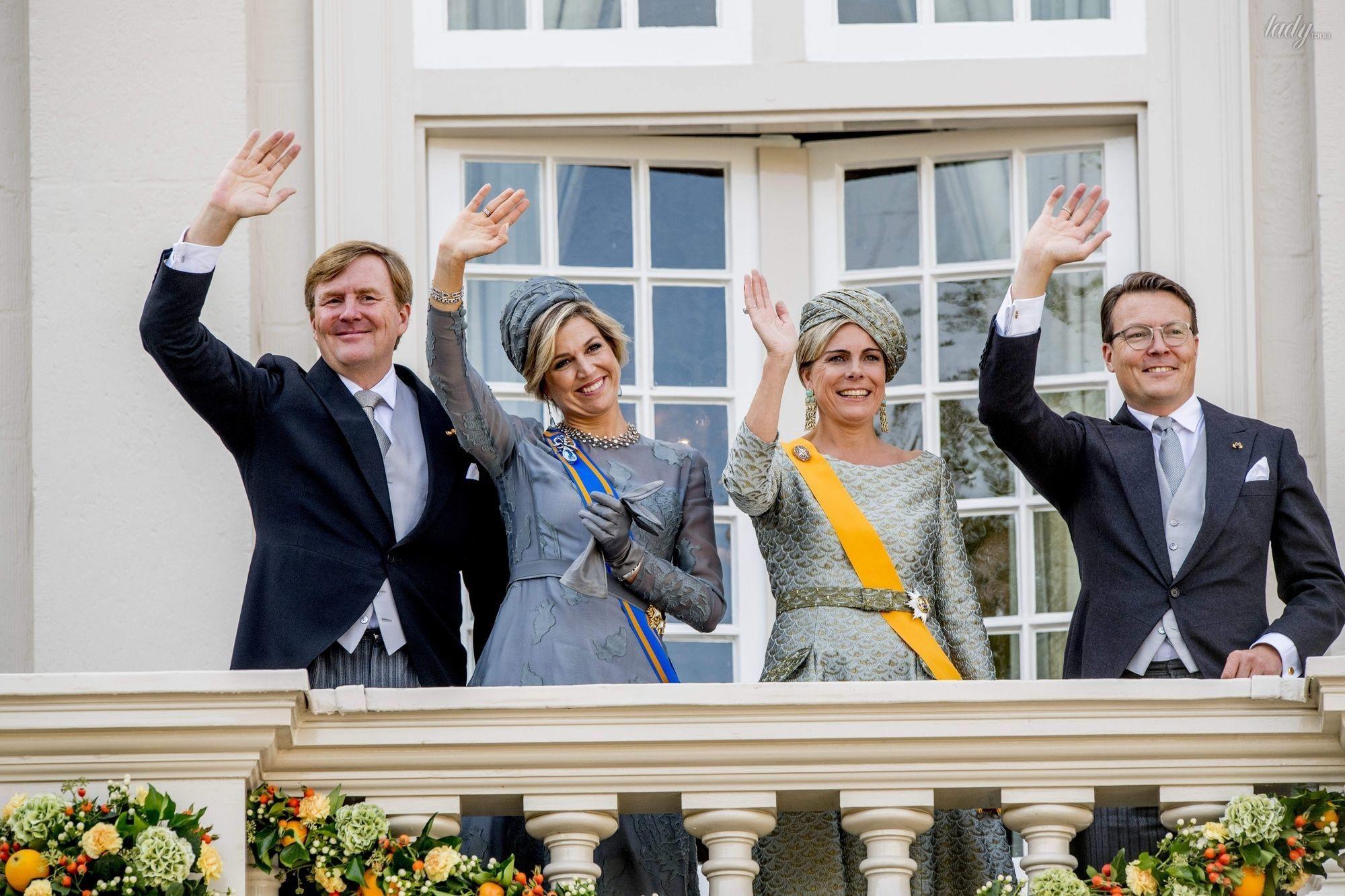 Королева Нидерландов Максима_2