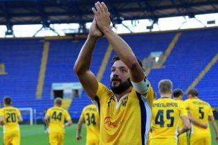 Екс-гравець збірної України повернувся в американський клуб