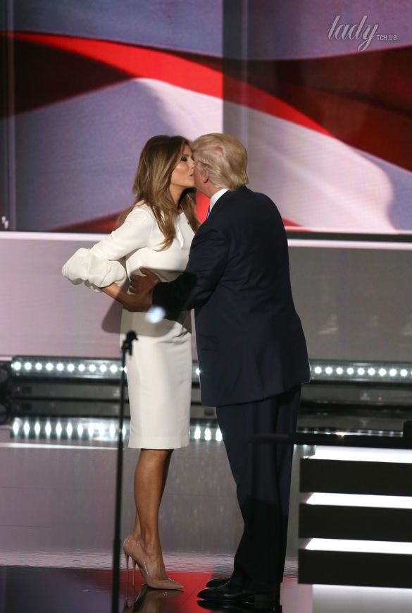 Дональд Трамп и Мелания Трамп_2
