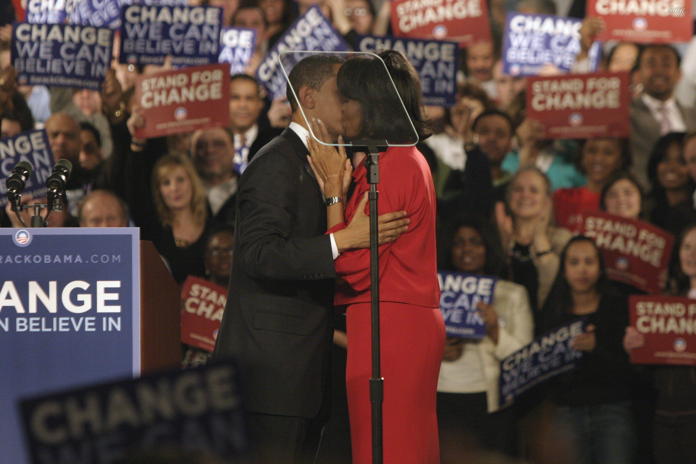 Барак Обама и Мишель Обама_2