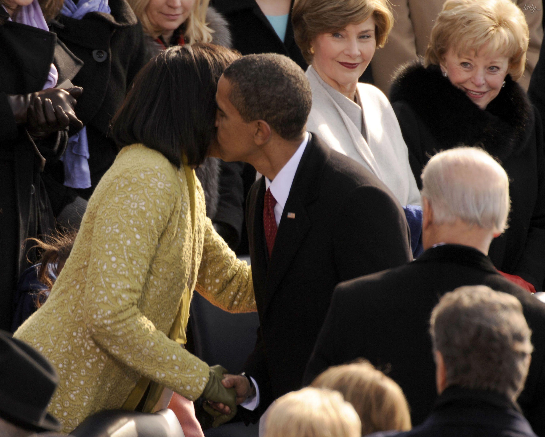 Барак Обама и Мишель Обама_1