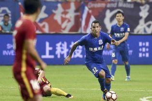 Звездный футболист, который выступает в Китае, раскритиковал тамошний чемпионат