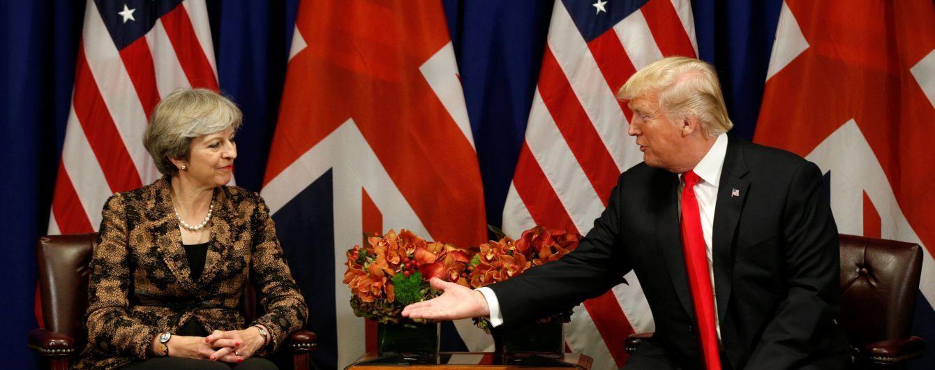 Трамп планирует осуществить визит в Европу