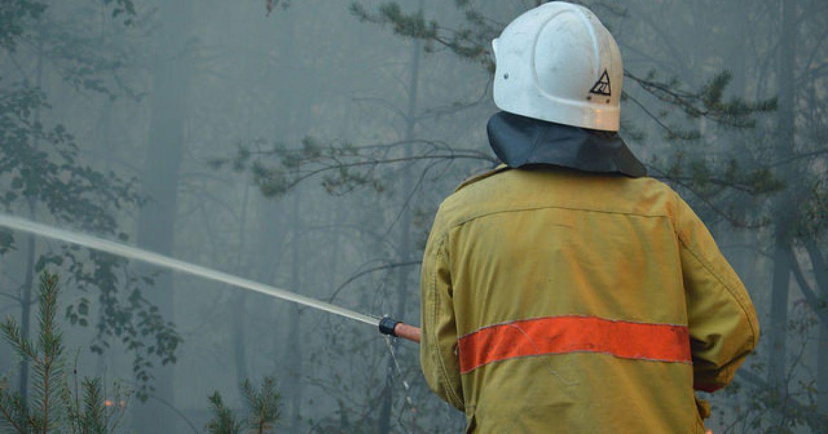 Спасатели предупредили украинцев об наивысшем уровне пожарной опасности
