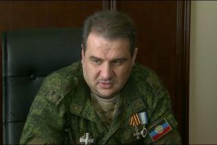 """""""Міністр ДНР"""" Тимофєєв перебуває в лікарні у важкому стані - ЗМІ"""