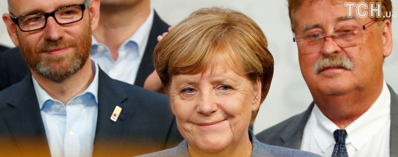 """Скромна відмінниця та """"комсомолка"""". Якою Меркель пам'ятають у рідному містечку"""