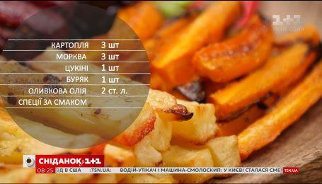 Соусы для печеных овощей - рецепты Сеничкина