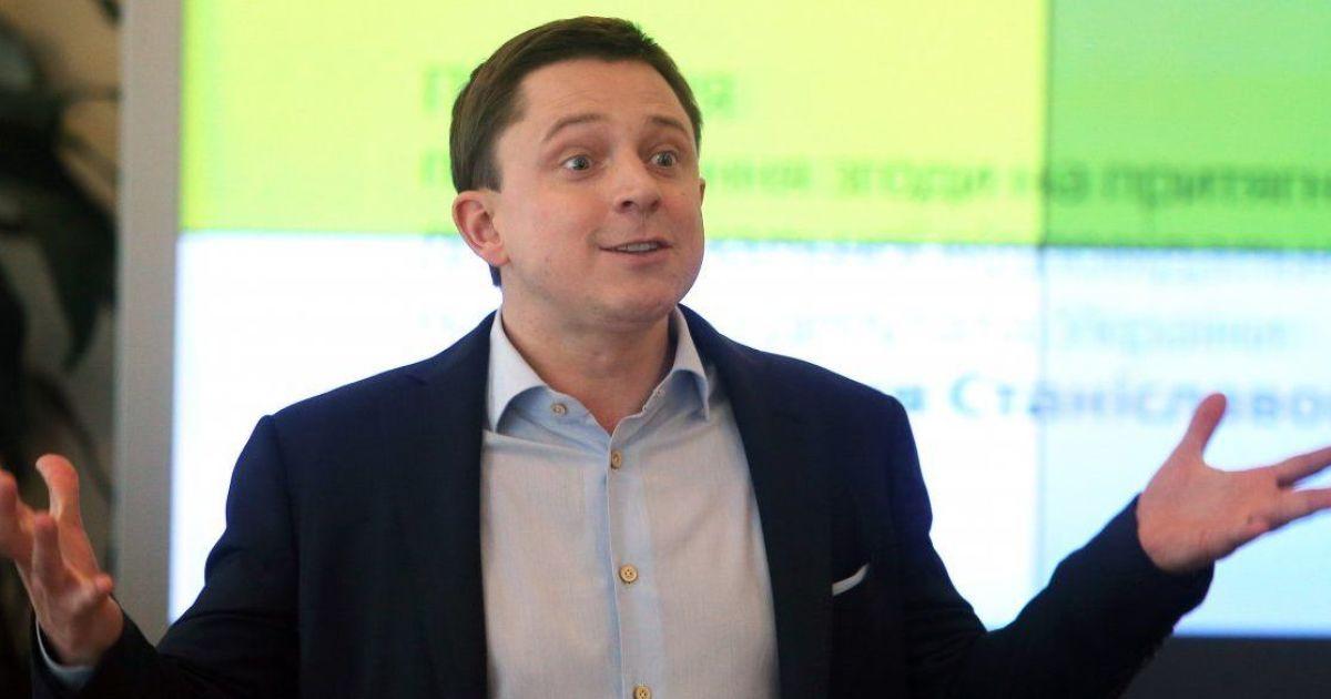 Прокуратура вручила подозрение скандальному нардепу Довгому