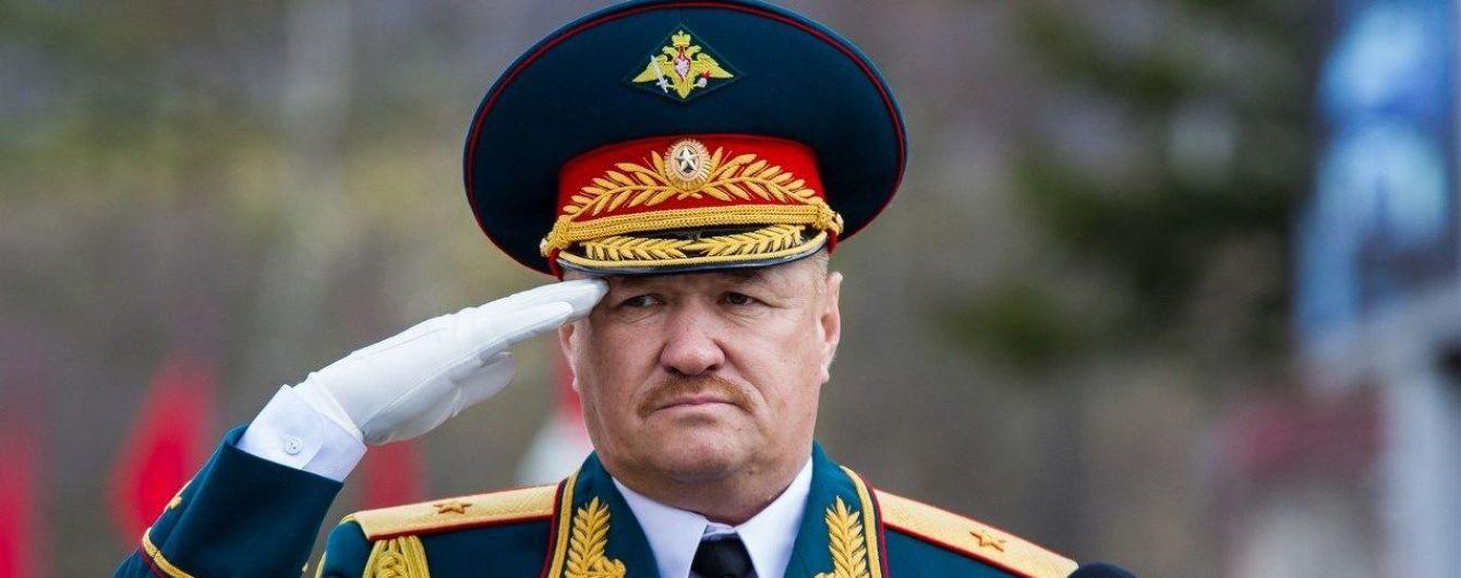 """Типичный """"солдафон"""" Путина на Донбассе. Что известно о погибшем в Сирии российском генерале Асапове"""