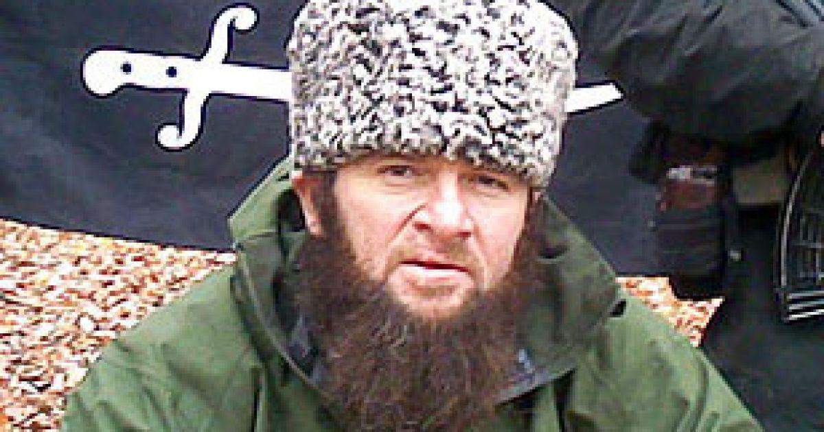 ФСБ РФ подтвердила обнаружение тела лидера чеченских боевиков Умарова