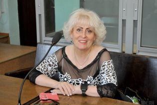 Скандальная Штепа подала в суд на вице-спикера ВР Геращенко